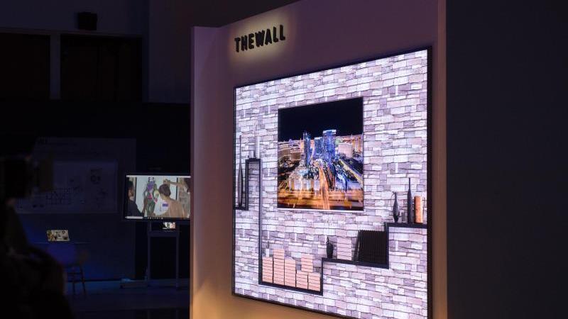 «The Wall» Samsung