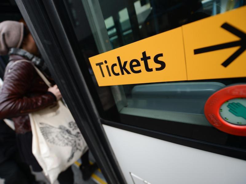 Bild zu Hinweis Tickets