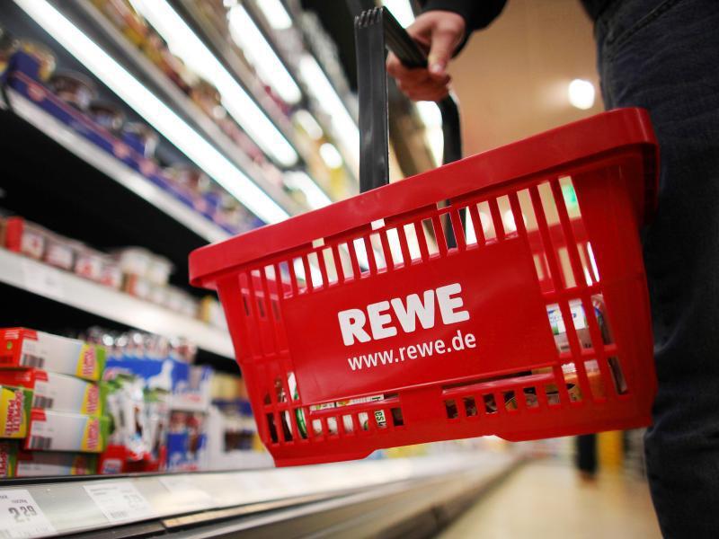 Bild zu Rewe-Supermarkt