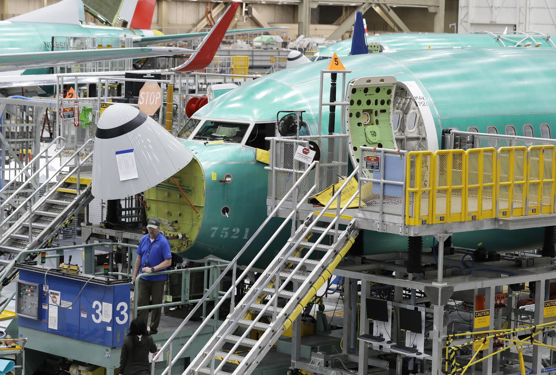 Bild zu Boeing