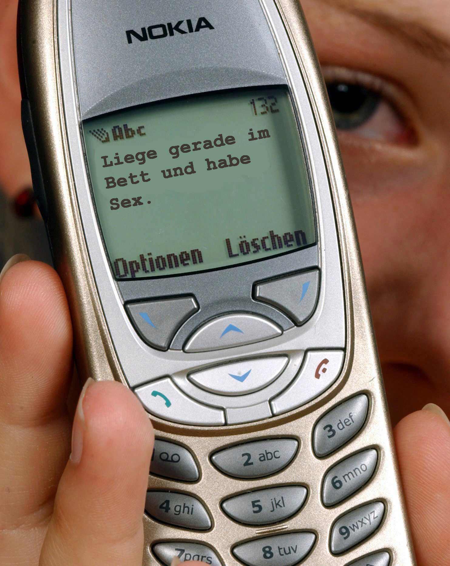 Bild zu SMS