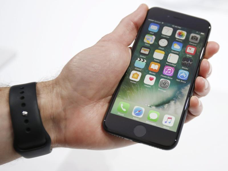 Bild zu Das iPhone 7