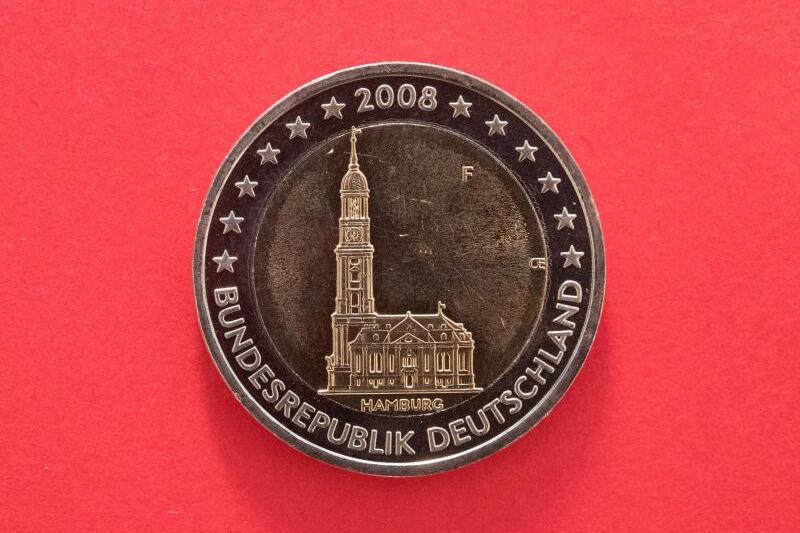 Manche Euro Münze Hat Sammlerwert Webde
