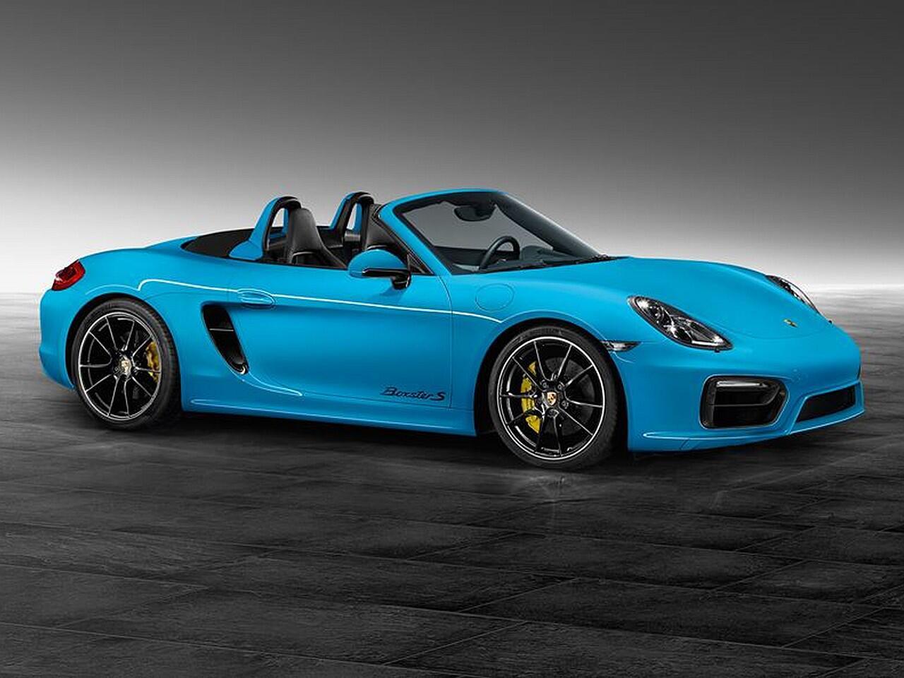 Bild zu Porsche Boxster S von Porsche Exclusive