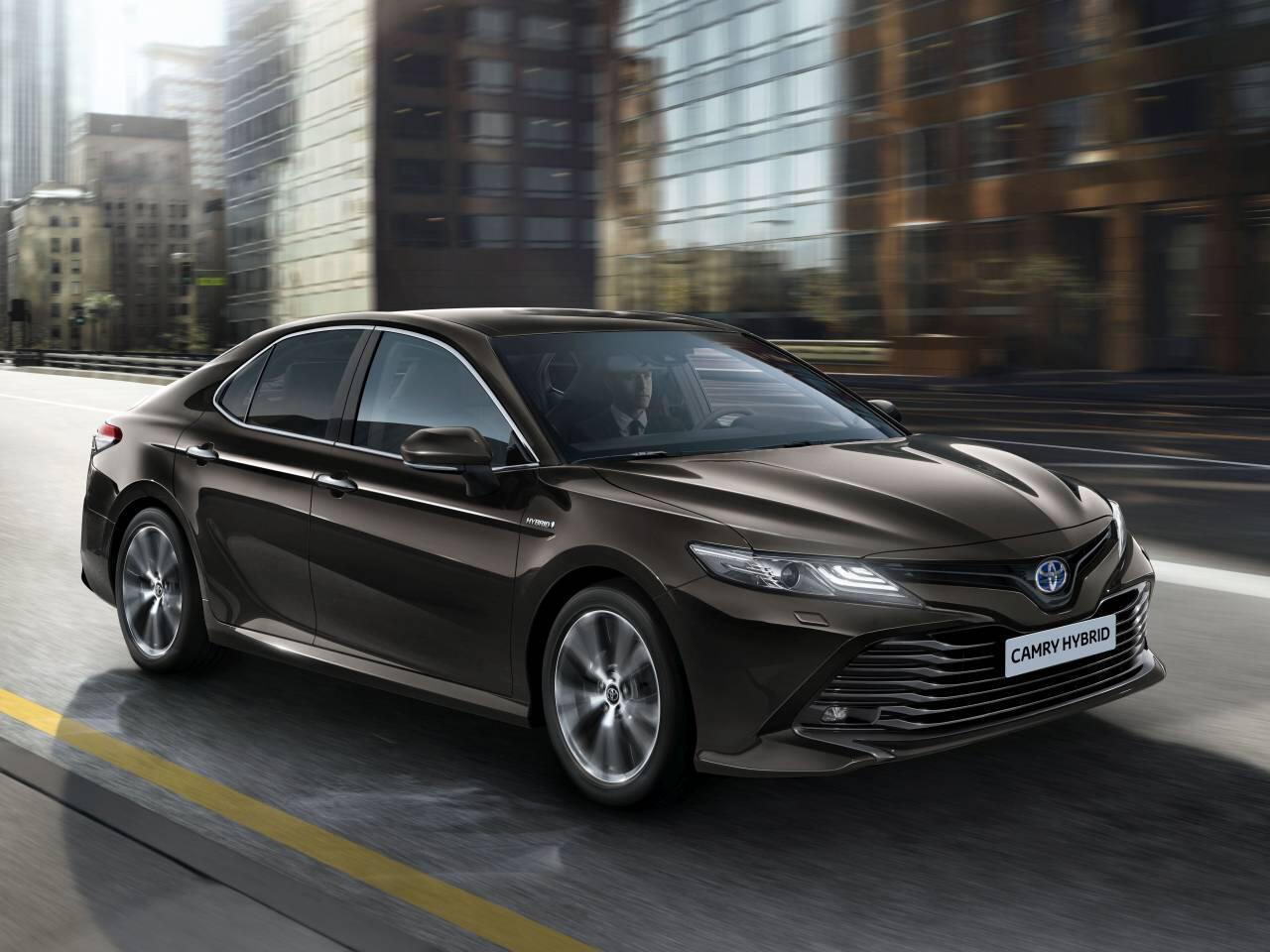 Bild zu Toyota Camry Hybrid