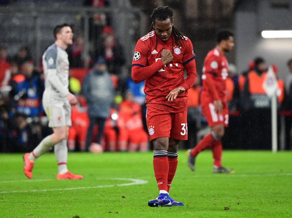 Renato Sanches, FC Bayern München, FC Liverpool, Champions League, Achtelfinale, Ausscheiden