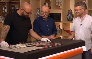 Bares für Rares, Horst Lichter, Antiquitäten, ZDF, Trödel, TV-Show
