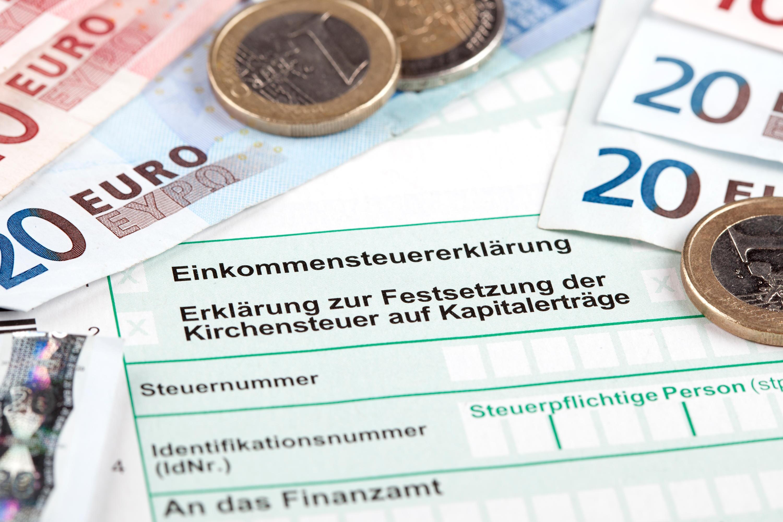 Bild zu steuererklärung, steuern, finanzen, finanzamt, online-tools, elster, sparen, rückerstattung