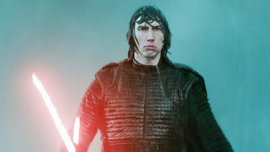 """Adam Driver als Kylo Ren in """"Star Wars: Der Aufstieg Skywalkers"""""""