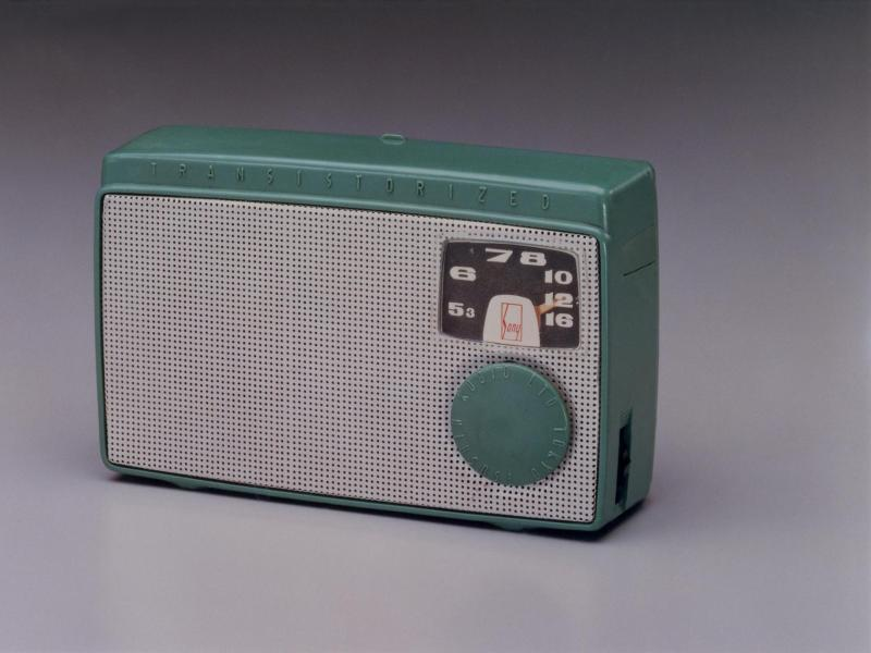 Bild zu Transistorradio TR-55