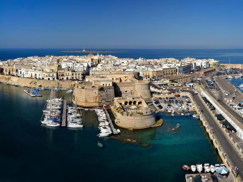 Bild zu Hafen von Gallipoli
