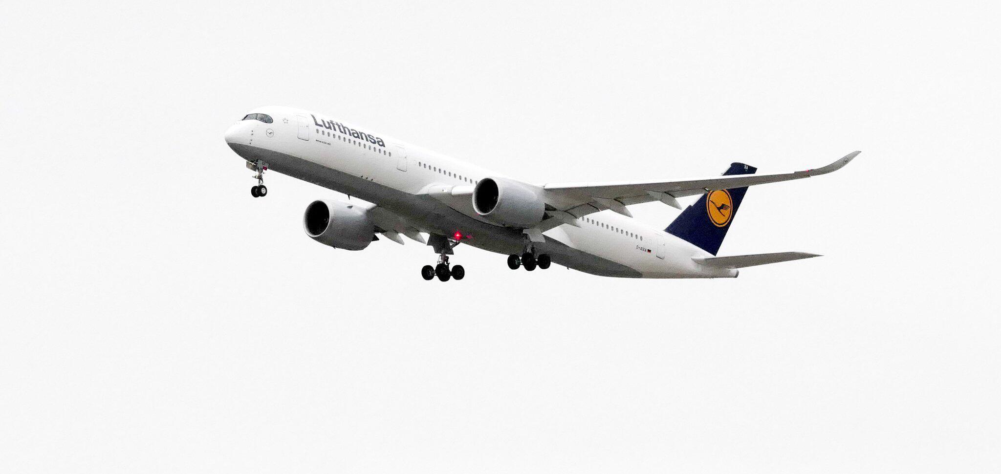 Bild zu Airbus A350-941