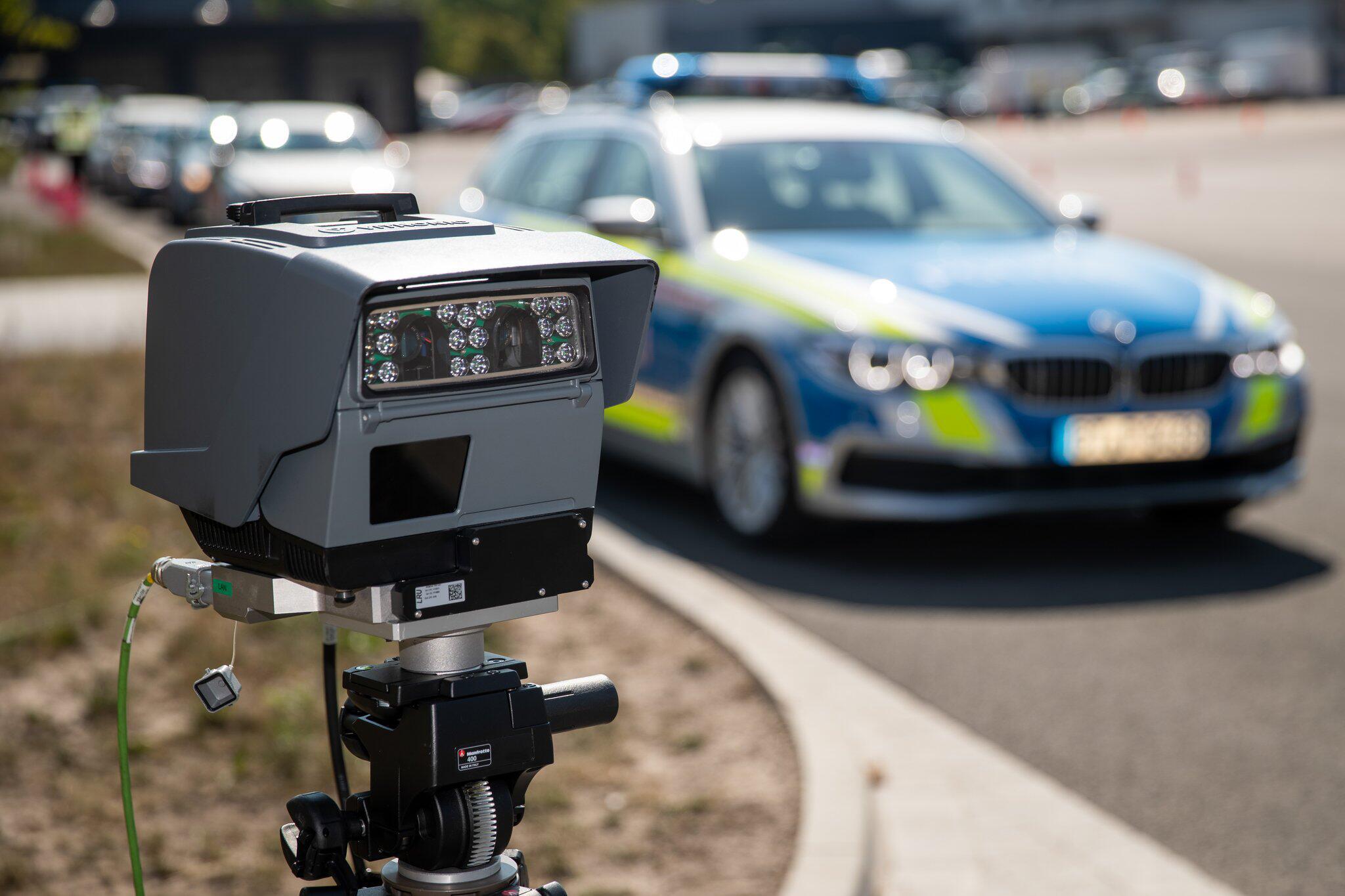 Bild zu Automatische Erfassung von Fahrzeug-Kennzeichen
