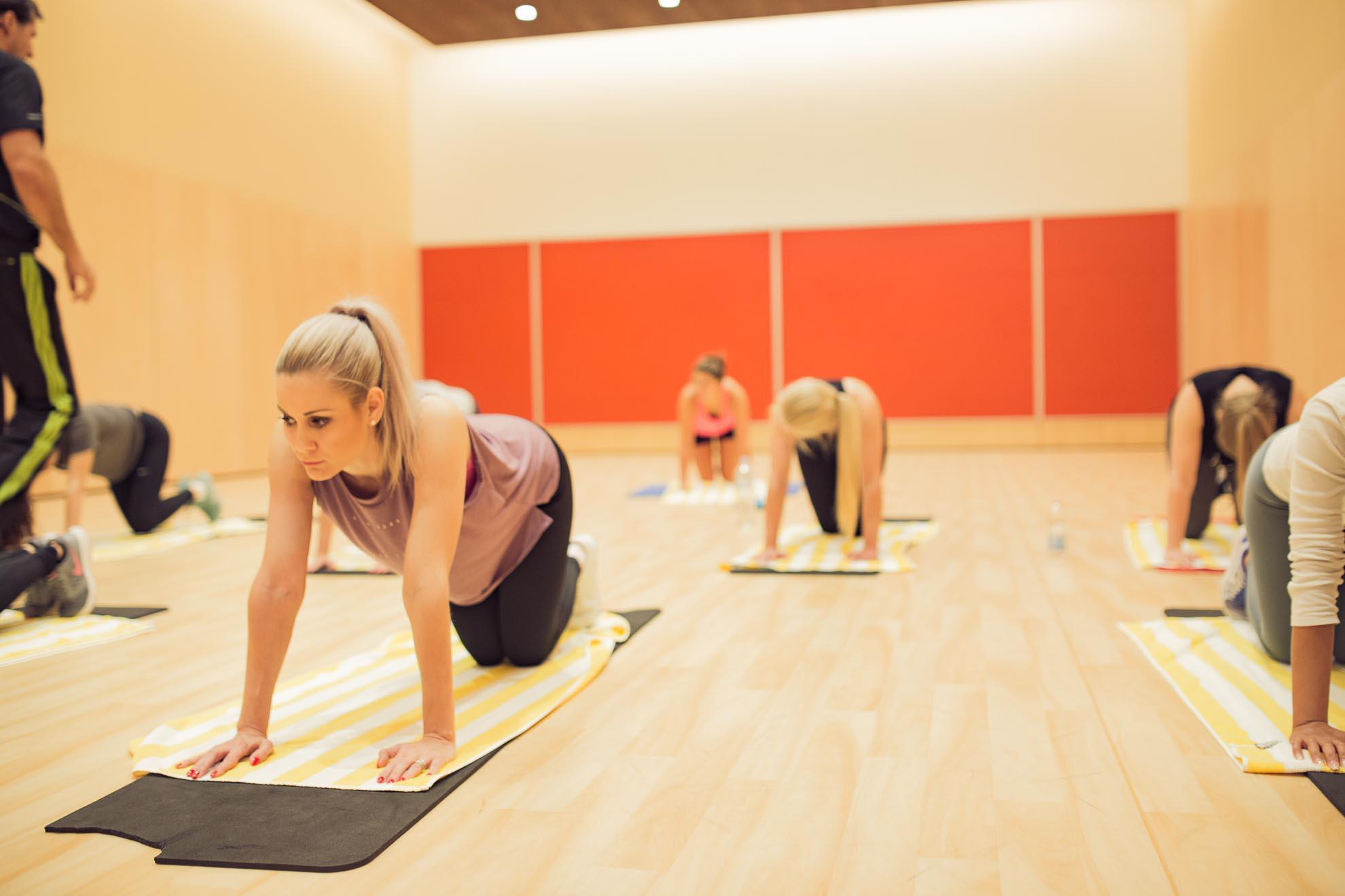 Bild zu Workout mit Lars Riedel