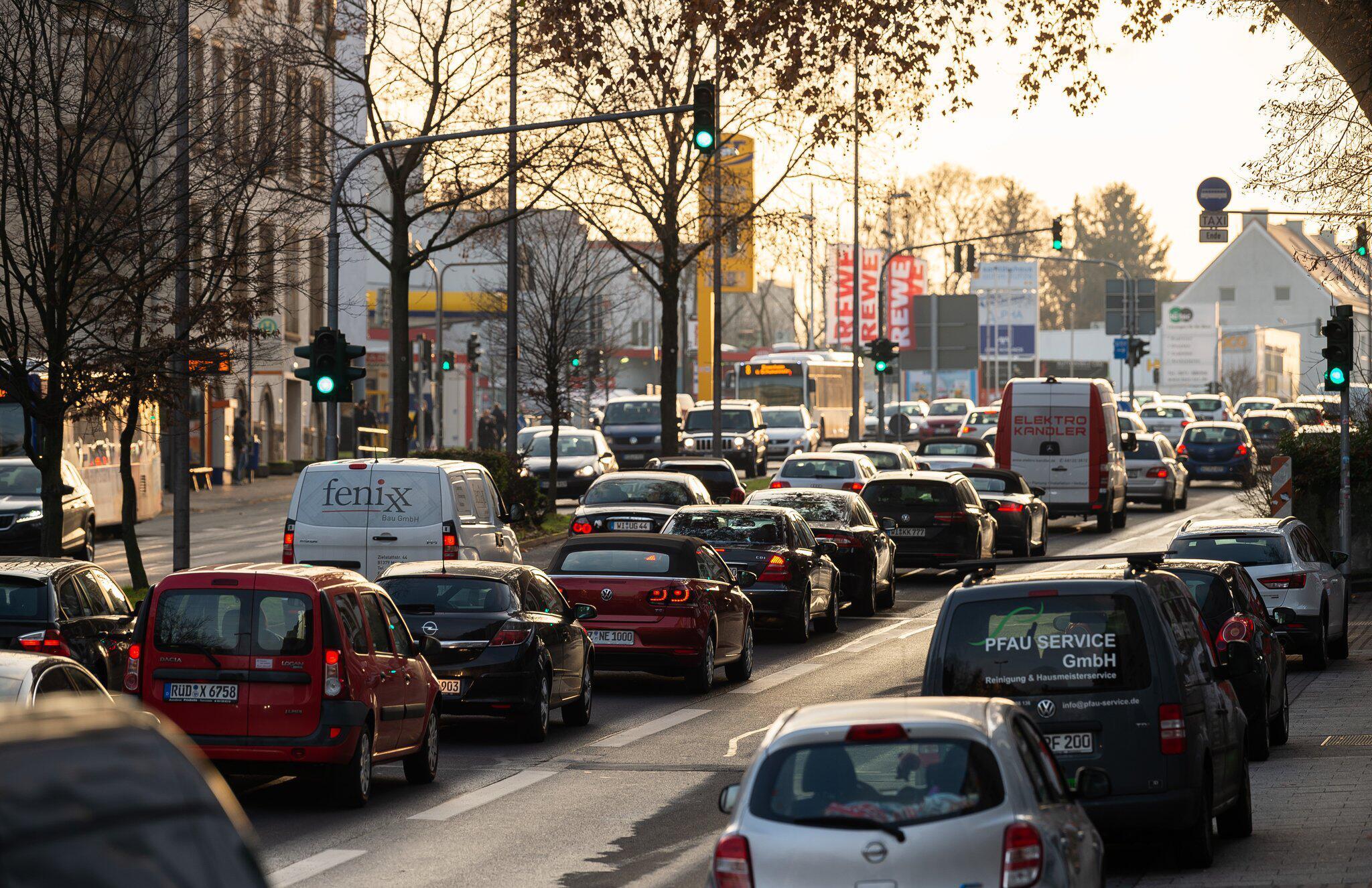 Bild zu Luftmessstation in Wiesbaden