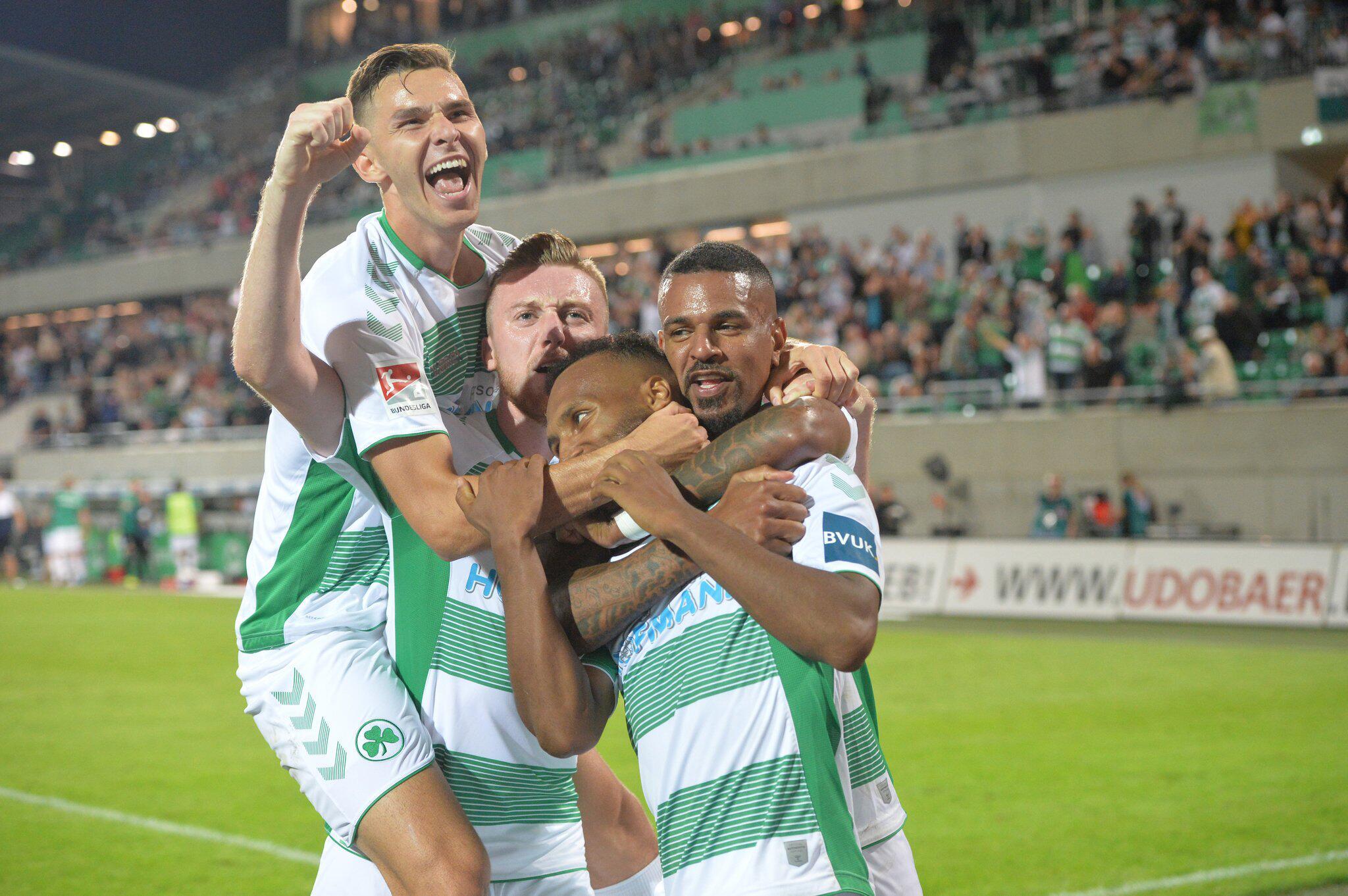 Bild zu SpVgg Greuther Fürth - SV Wehen Wiesbaden