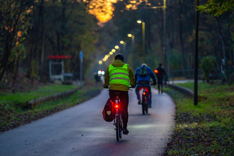 Bild zu Fahrradfahrer in NRW