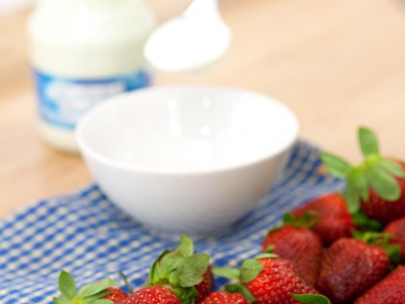 Bild zu Selbst gemachter Joghurt