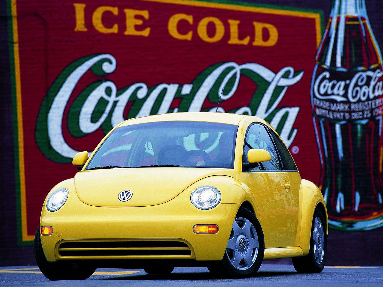 Bild zu VW New Beetle