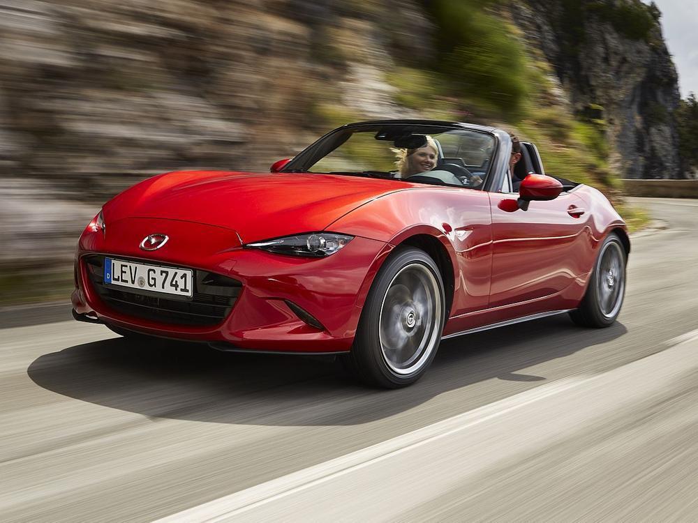 Bild zu Platz 8: Mazda