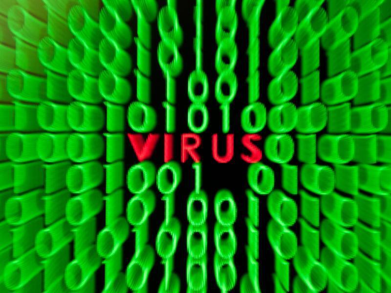 Bild zu Schutz vor Computerviren