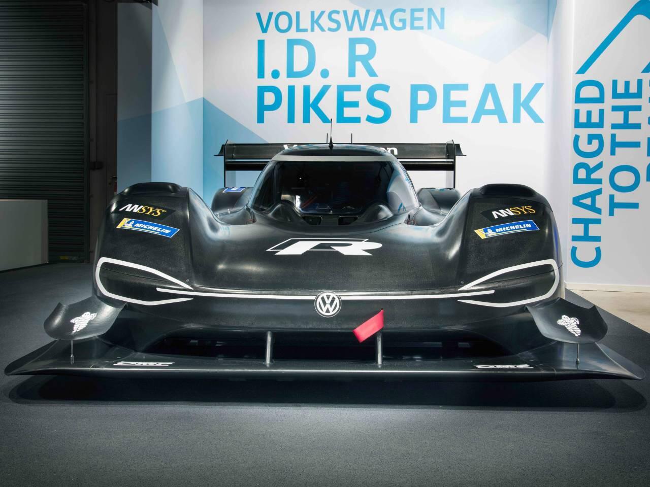 Bild zu VW I.D. R Pikes Peak