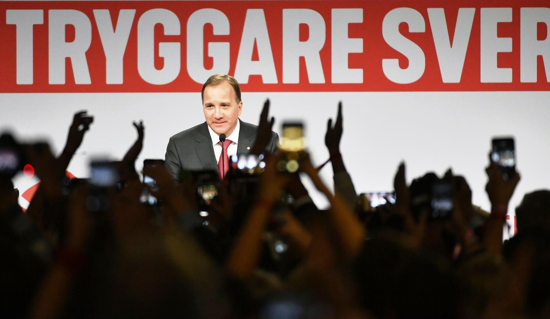 Bild zu Wahlen in Schweden