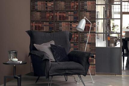 glatt war gestern tapeten mit struktur liegen im trend. Black Bedroom Furniture Sets. Home Design Ideas