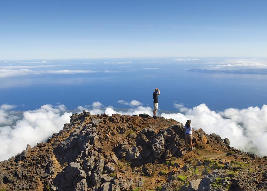 Bild zu Berggipfel