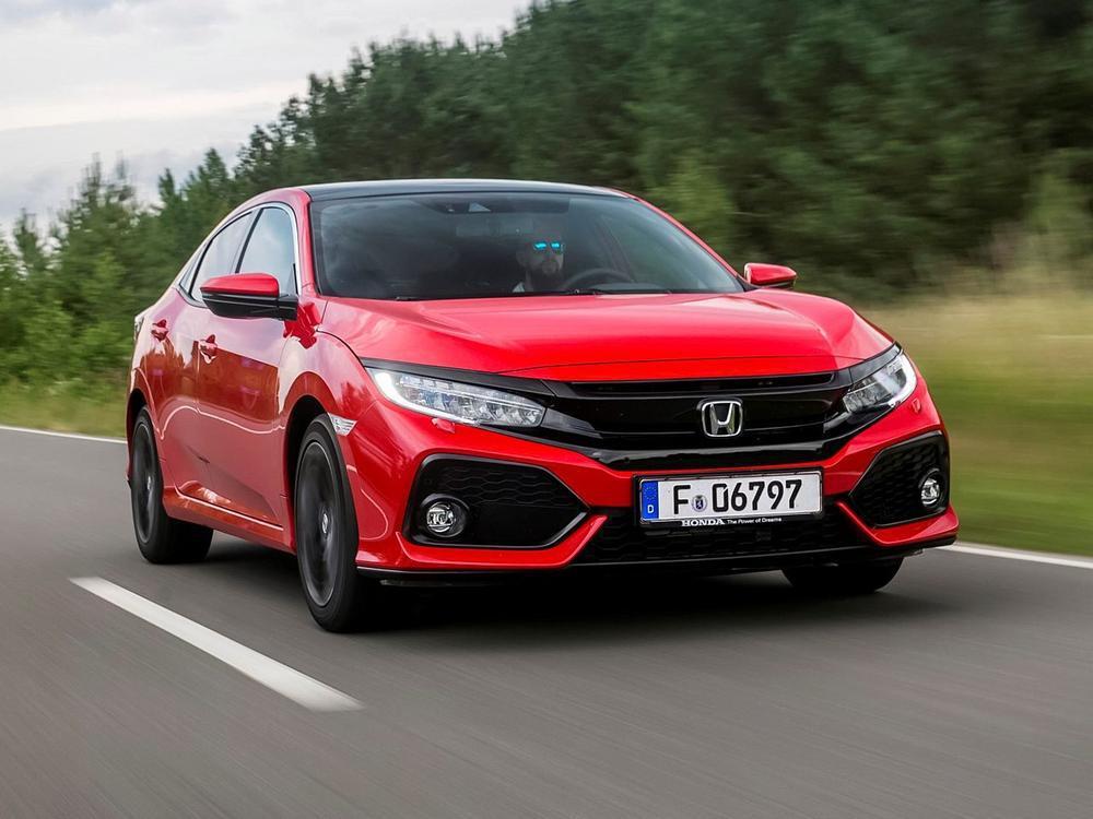 Bild zu Platz 6: Honda