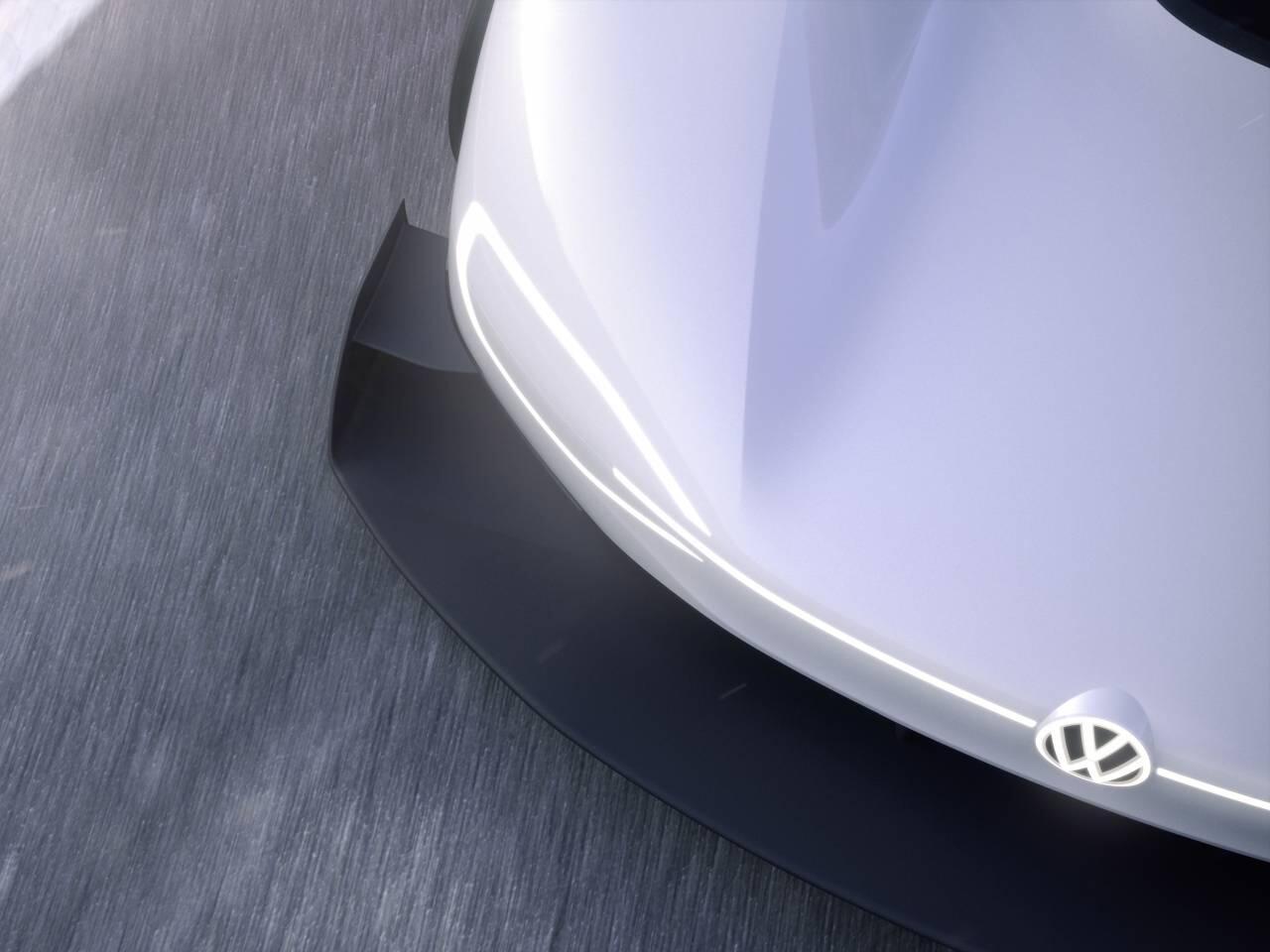 Bild zu VW I.D. R Pikes Peak Konzept