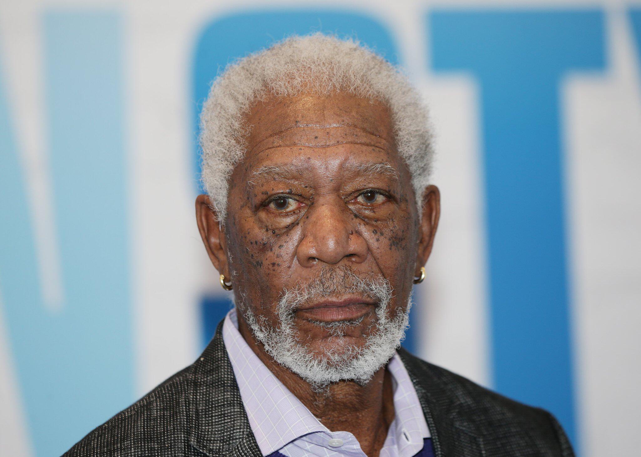 Bild zu Morgan Freeman