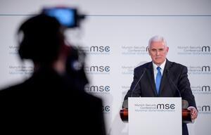 55. Münchner Sicherheitskonferenz - John McCain Preis