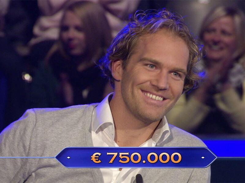 Bild zu Cornelius von Bismarck holt sich bei Wer wird Millionär 750.000 Euro