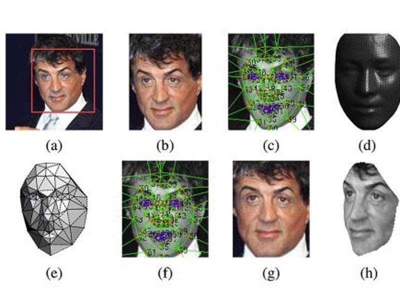 Bild zu Gesichtserkennung für Sylvester Stallone