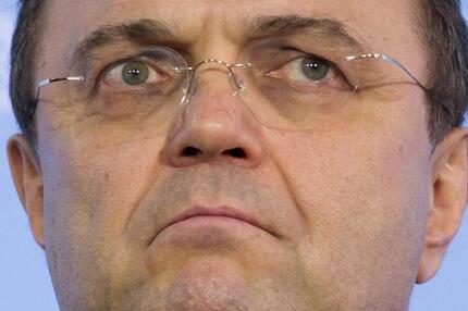 Friedrich-Rücktritt