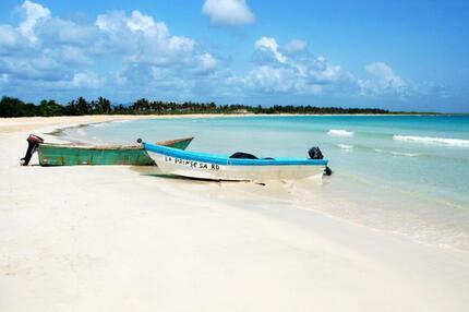 «Bounty-Insel» Saona