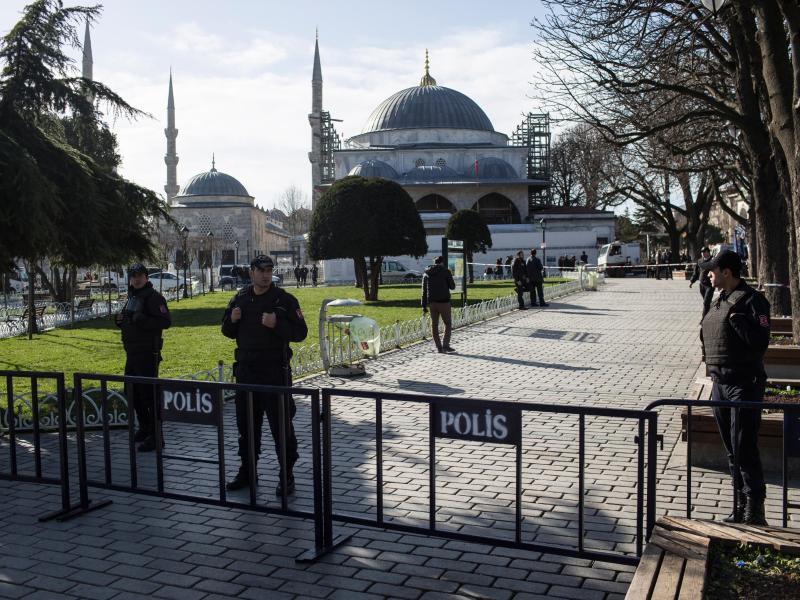 Bild zu Terror in Istanbul