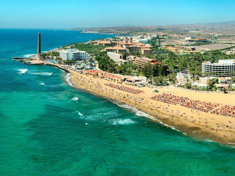 Bild zu Maspalomas auf Gran Canaria
