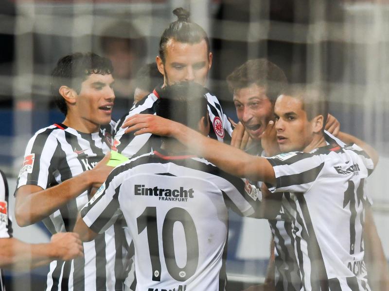 Bild zu FC Ingolstadt 04 - Eintracht Frankfurt