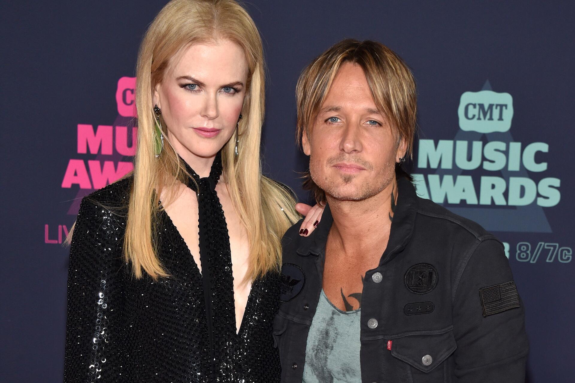 Bild zu Nicole Kidman, Keith Urban, Eherettung