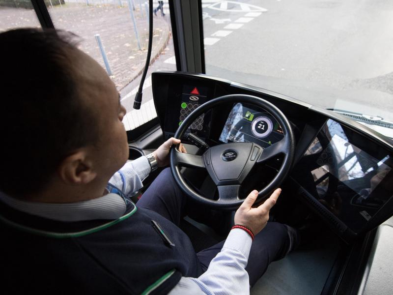 Bild zu Busfahrer