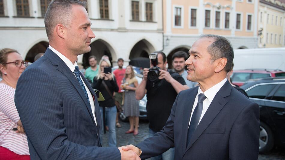 Zweiter Wahlgang Oberbürgermeisterwahl in Görlitz
