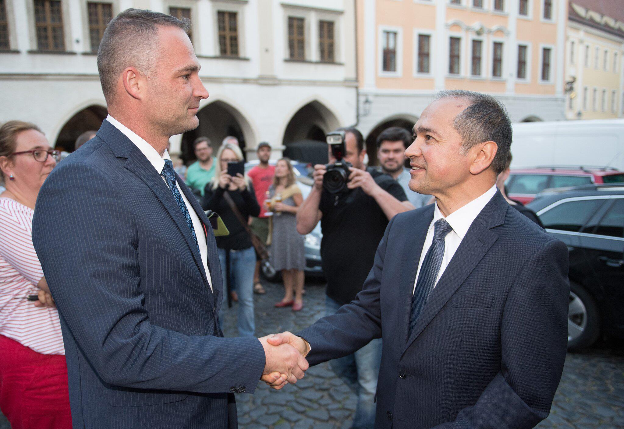 Bild zu Zweiter Wahlgang Oberbürgermeisterwahl in Görlitz
